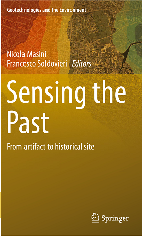 Copertina Sensing the past Matera rid